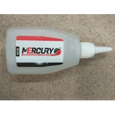 Контактный клей Mercury однокомпонентный 100гр., для быстрого склеивания
