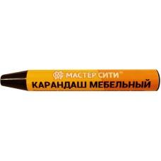 КАРАНДАШ  МЕБЕЛЬНЫЙ,  ЯСЕНЬ ШИМО ТЕМНЫЙ