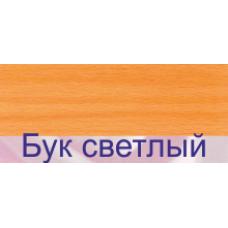 Кант врезной 16мм,  БУК СВЕТЛЫЙ