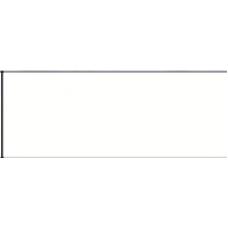 Кант врезной 16мм, БЕЛЫЙ