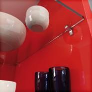 Полкодержатели для стеклянных полок