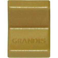 Уголок металлический  Grandis, с пластиковой крышкой 20*20, груша