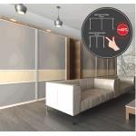 """Алюминиевый профиль для шкафов купе  RAUFF  """"CLASSIC EFFICIENT"""" (21)"""