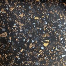Черное бронза, глянец  №22