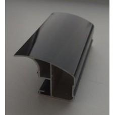 Профиль вертикальный STERN  Венге лак  5,4м