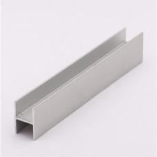 Профиль соединительный Серебро браш